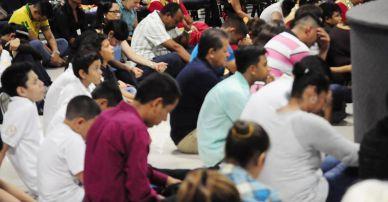 Reunión de Adoración y Oración 05 de Julio 2016